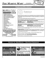 Maritime Reporter Magazine, page 90,  Nov 2005 Louisiana