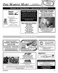 Maritime Reporter Magazine, page 91,  Nov 2005 Louisiana