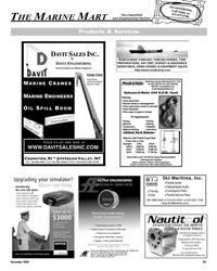 Maritime Reporter Magazine, page 93,  Nov 2005 Web Lashing Tiedowns