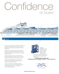 Maritime Reporter Magazine, page 3rd Cover,  Nov 2005 M U L S I O N S A