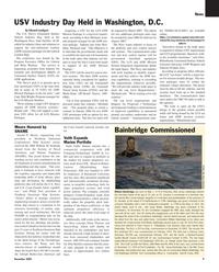 Maritime Reporter Magazine, page 9,  Dec 2005