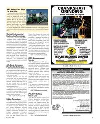 Maritime Reporter Magazine, page 13,  Dec 2005