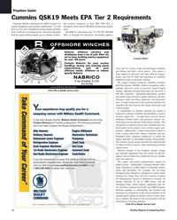 Maritime Reporter Magazine, page 14,  Dec 2005