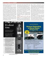 Maritime Reporter Magazine, page 22,  Dec 2005