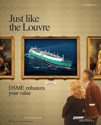 Maritime Reporter Magazine, page 23,  Dec 2005