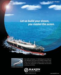 Maritime Reporter Magazine, page 25,  Dec 2005