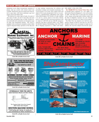 Maritime Reporter Magazine, page 31,  Dec 2005