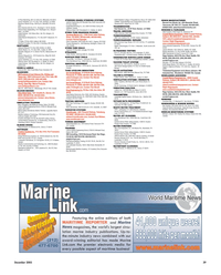 Maritime Reporter Magazine, page 39,  Dec 2005