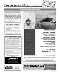 Maritime Reporter Magazine, page 42,  Dec 2005
