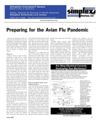 Maritime Reporter Magazine, page 15,  Jan 2010 impaired immune systems