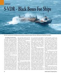 Maritime Reporter Magazine, page 18,  Jan 2010