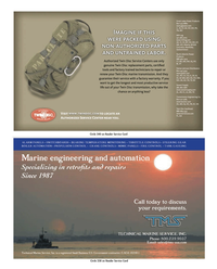 Maritime Reporter Magazine, page 7,  Jan 2010