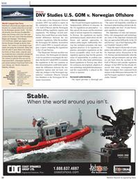Maritime Reporter Magazine, page 10,  Feb 2, 2010