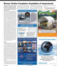 Maritime Reporter Magazine, page 47,  Feb 2, 2010