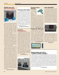 Maritime Reporter Magazine, page 52,  Feb 2, 2010