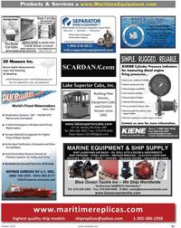 Maritime Reporter Magazine, page 61,  Feb 2, 2010