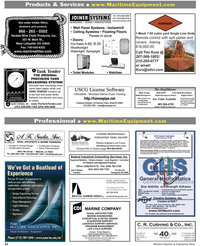 Maritime Reporter Magazine, page 62,  Feb 2, 2010
