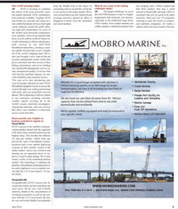 Maritime Reporter Magazine, page 9,  Apr 2, 2010 CELL PHONES