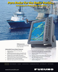 Maritime Reporter Magazine, page 15,  Apr 2, 2010 electronics