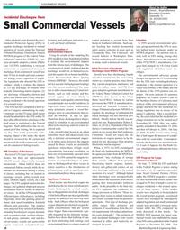 Maritime Reporter Magazine, page 18,  Apr 2, 2010 California