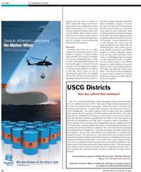 Maritime Reporter Magazine, page 20,  Apr 2, 2010 USCG Headquarters