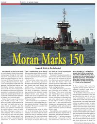 Maritime Reporter Magazine, page 26,  Apr 2, 2010 Patti R. Moran