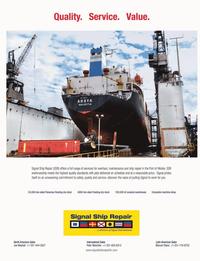 Maritime Reporter Magazine, page 1,  Apr 2, 2010