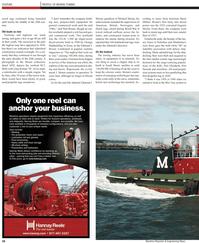 Maritime Reporter Magazine, page 28,  Apr 2, 2010 Eugenia Moran