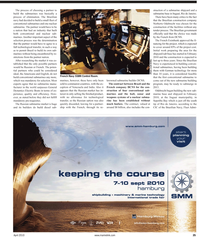 Maritime Reporter Magazine, page 35,  Apr 2, 2010 weapons systems