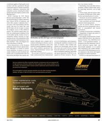 Maritime Reporter Magazine, page 37,  Apr 2, 2010 Brazilian Navy