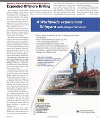 Maritime Reporter Magazine, page 7,  Apr 2, 2010 Alaska
