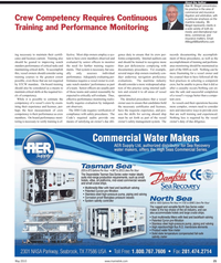 Maritime Reporter Magazine, page 21,  May 2, 2010