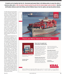 Maritime Reporter Magazine, page 23,  May 2, 2010