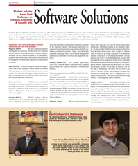 Maritime Reporter Magazine, page 24,  May 2, 2010