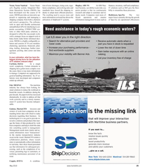 Maritime Reporter Magazine, page 25,  May 2, 2010