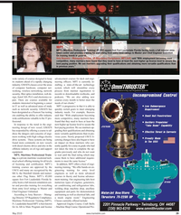 Maritime Reporter Magazine, page 39,  May 2, 2010