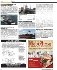 Maritime Reporter Magazine, page 44,  May 2, 2010