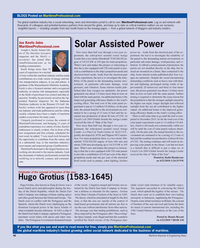 Maritime Reporter Magazine, page 46,  May 2, 2010