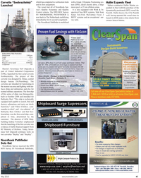 Maritime Reporter Magazine, page 47,  May 2, 2010