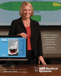Maritime Reporter Magazine, page 3,  May 2, 2010