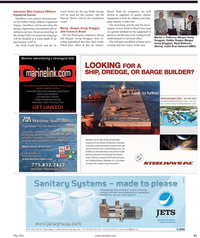 Maritime Reporter Magazine, page 53,  May 2, 2010