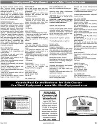 Maritime Reporter Magazine, page 59,  May 2, 2010