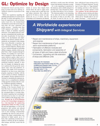 Maritime Reporter Magazine, page 7,  May 2, 2010