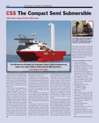 Maritime Reporter Magazine, page 12,  Jun 2, 2010