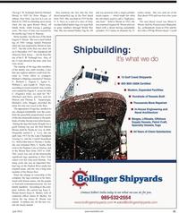 Maritime Reporter Magazine, page 21,  Jun 2, 2010