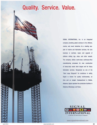 Maritime Reporter Magazine, page 29,  Jun 2, 2010