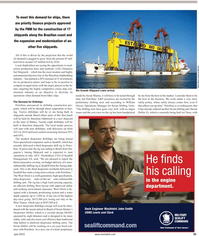 Maritime Reporter Magazine, page 35,  Jun 2, 2010 Machinist John Smith