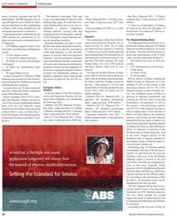 Maritime Reporter Magazine, page 38,  Jun 2, 2010
