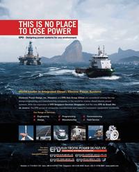 Maritime Reporter Magazine, page 39,  Jun 2, 2010