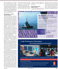 Maritime Reporter Magazine, page 43,  Jun 2, 2010 California